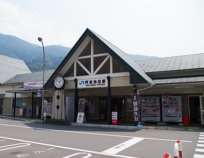 四国の駅情報 | 阿波池田駅:JR...